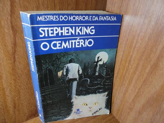 O Cemitério - Mestres Do Horror E Da Fantasia