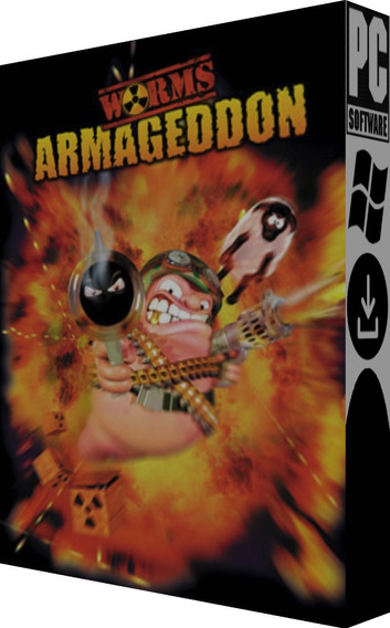 Worms Armageddon - Pc - Digital