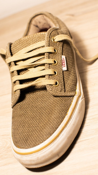 Zapatillas Vans Originales 7,5 Skate