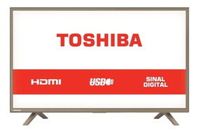 Tv Led 32 Polegadas Semp Toshiba 32l1800 Hd Usb Hdmi