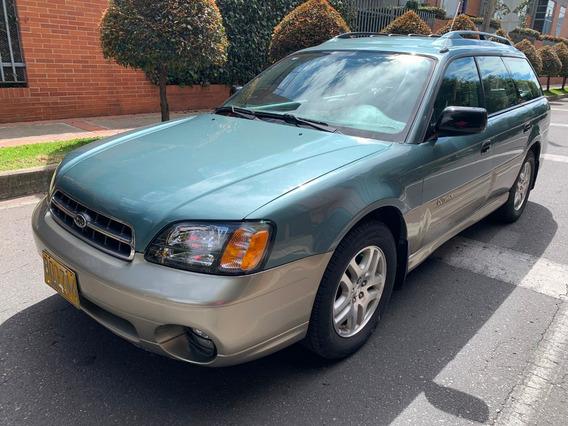 Subaru Outback Modelo 2000 2.5 Aut 4x4 Awd