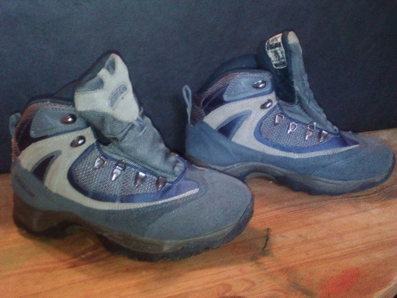 Zapatillasbota Hi-tec Women T.36 Dri-tec Waterproof Trekking