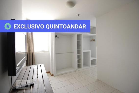 Studio No 5º Andar Com 1 Dormitório E 1 Garagem - Id: 892982268 - 282268