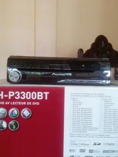 Reproductor Pioneer Avh-5900 Dvd Pantalla Tactil Original