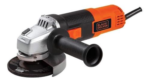 Esmerilhadeira angular Black+Decker G720K12 laranja 820 W 127 V