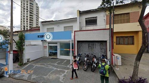 Imagem 1 de 23 de Casa Para Venda Em Area Comercial Com , 110 M²  Campo Belo - Ca0423