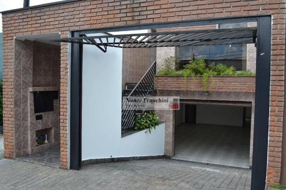 Jardim Avelino - Zl/sp- Sobrado Com 4 Dormitórios, 2 Suítes, 6 Vagas, 240 M² - R$ 998.000,00 - So1007