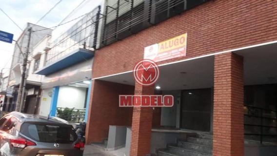 Salão Para Alugar, 414 M² Por R$ 10.000,00/mês - Vila Rezende - Piracicaba/sp - Sl0008