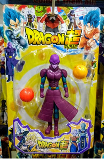 Muñeco Asesino Hit O Toppo Dragón Ball Super - Titi Toys
