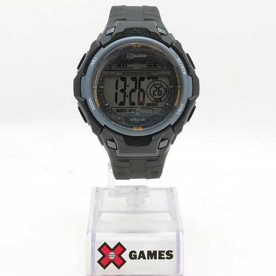 Relógio Digital X Games Xmppd 570 Masculino