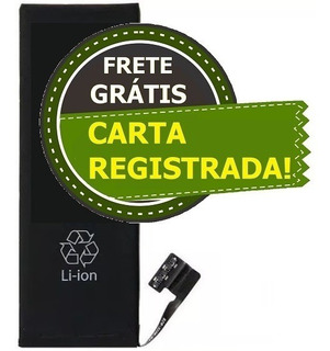 Bateria Ip 5 5g A1429 A1428 Ipz-one + Frete Carta Registrada