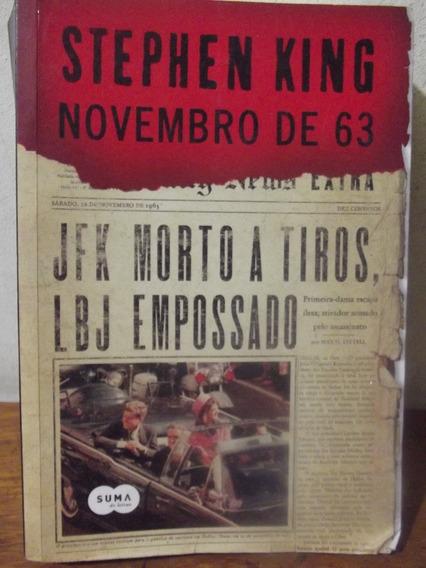Novembro De 63 - Stephen King