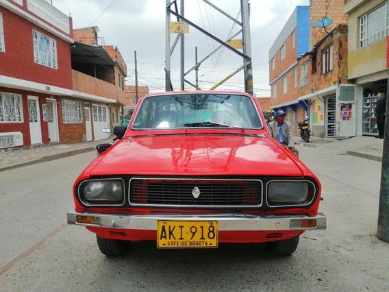 Renault R12 Antigua