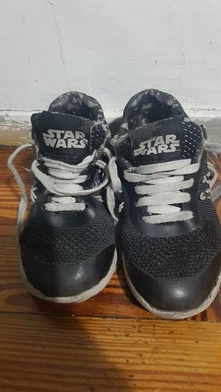 Zapatillas Addnice Star Wars Numero 28 - Buen Estado