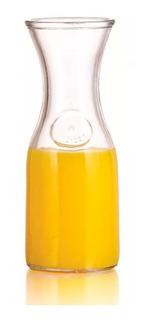 Botella Jarra 1,2 L Vidrio Resistente Decantador