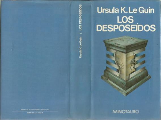 Livro Los Desposeídos Ursula K Le Guin 1ª Reimpressão 1985