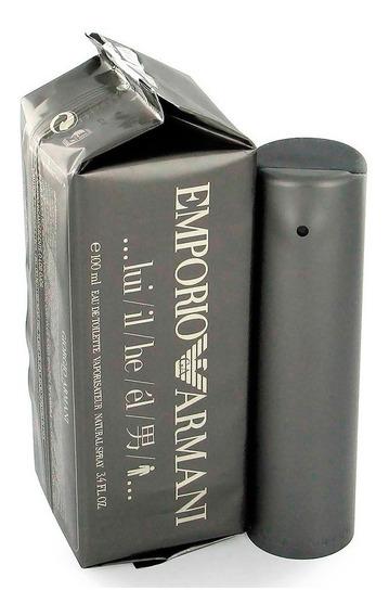 Perfume Emporio Armani Masculino 100 Ml Original