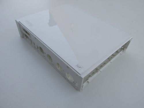 Imagen 1 de 6 de Carcasa Superior E Inferior Original Nintendo Wii