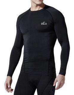 Equipo Térmico Primera Piel Remera+calza Frizado Grueso Oslo