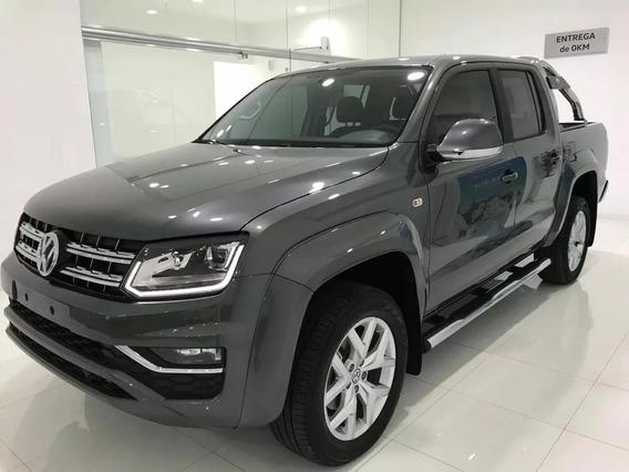 Volkswagen Amarok V6 0km Highline 4x4 Automatica 2020 Precio