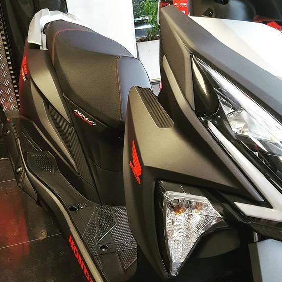 Moto Honda Elite 125 2019 0km Scooter Financia Entrega Ya
