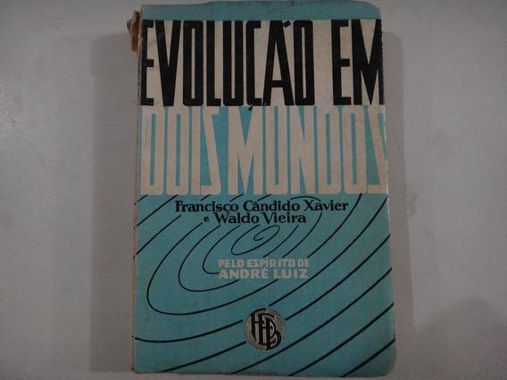 Evolução Em Dois Mundos Francisco Cândido Xavier 1 Edi 1959