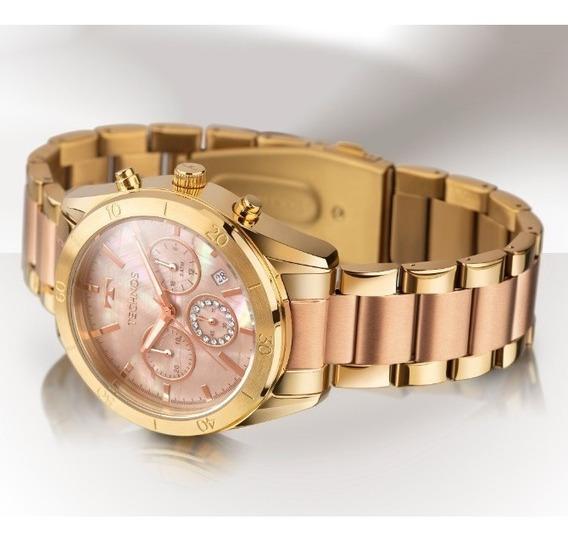 Relógio Technos Classic Aço Inoxidável Feminino Js25bw/5m