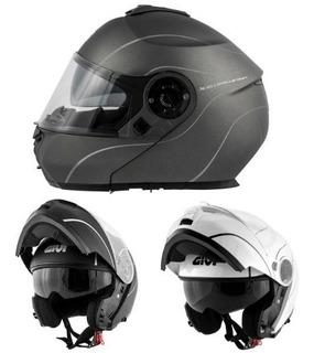 Casco Moto Givi X21 Chalenger Doble Visor Motoscba P