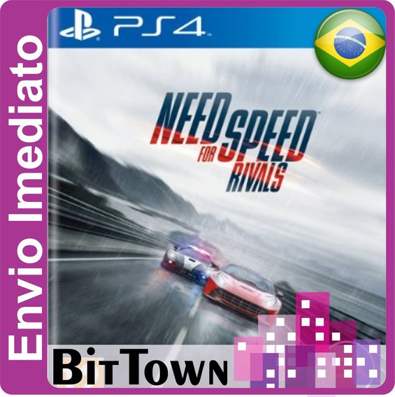 Need For Speed Rivals | Ptbr | Original 1 | Bittown