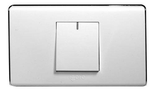 Interruptor Sencillo 120v~250v 10a Igoto A6012 3 Way
