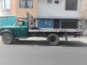 Camion Dodge Año 1967 Capacidad 12 Toneladas