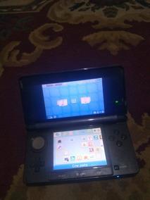 Nintendo 3ds Desbloqueado + Cartão De 8gb + Jogos Que Quiser