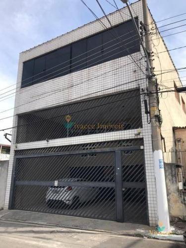 Imagem 1 de 30 de Prédio, 211 M² - Venda Por R$ 2.700.000,00 Ou Aluguel Por R$ 12.000,00/mês - Jardim Vila Formosa - São Paulo/sp - Pr0006
