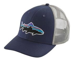 Gorro Patagonia Trout Trucker Hat Crdi
