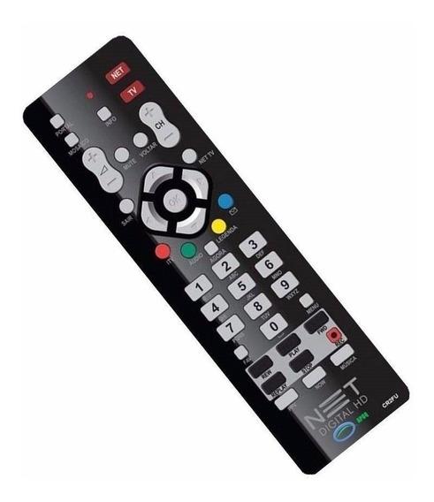 Kit 3 Controles Remoto Net Hd Novo 100% Original - Promoção