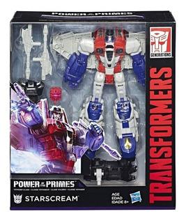 Figura De Acción Transformers Power Of The Primes Starscream