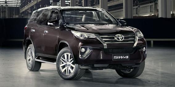 Toyota Sw4 Sr Automática Con Tapizado De Cuero Entrega Ya