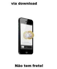 Mágica Moeda Digital 1 Real (entra No Celular Emprestado)