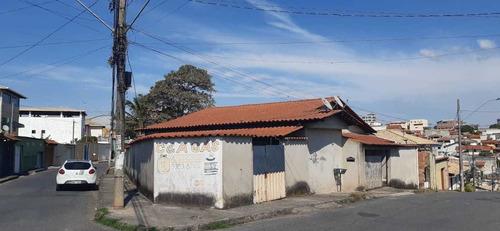Imagem 1 de 15 de Casa - Alvenaria, Para Venda Em Contagem/mg - Imob801