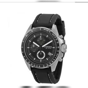 Relógio Fóssil Black Analógico