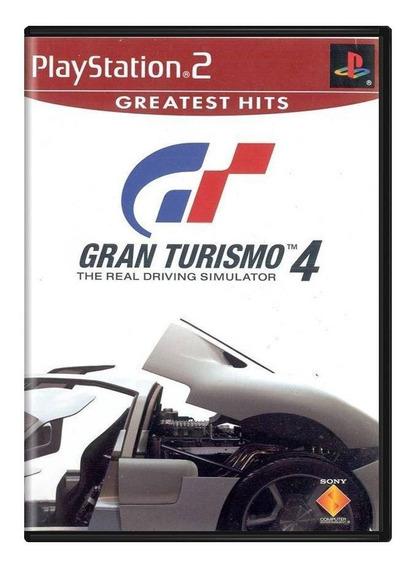 Gran Turismo 4 Ps2 Mídia Física Pronta Entrega