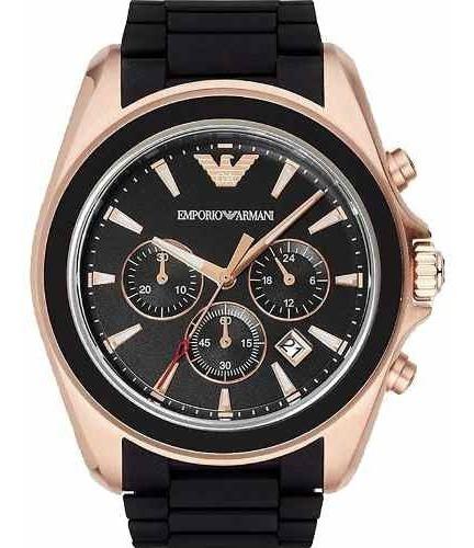 Relógio Masculino Emporio Armani Ar6066/4pn
