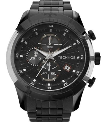 Relógio Technos Masculino Js15eq/4p Original