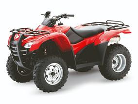 Honda Trx 420 4x4 Fa Automático