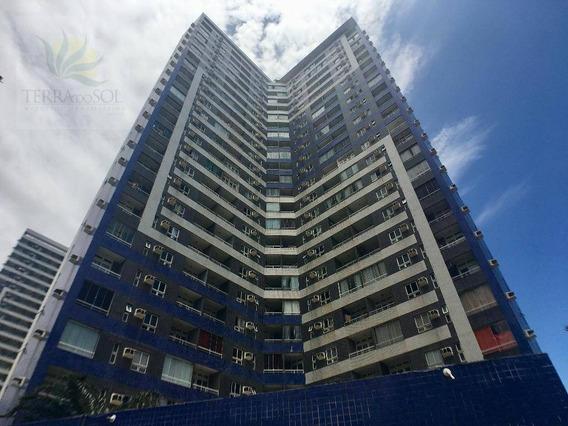 Apartamento Com 3 Dormitórios À Venda, 67 M² Por R$ 280.000,00 - Papicu - Fortaleza/ce - Ap0690