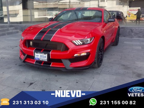 Ford Mustang 5.2l Shelby Gt350 Mt Auto Nuevo !!