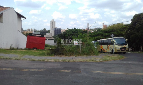 Terreno À Venda Em Jardim Chapadão - Te003563