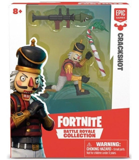 Muñeco Fortnite Battle Royale 5cm Articulados Originales!
