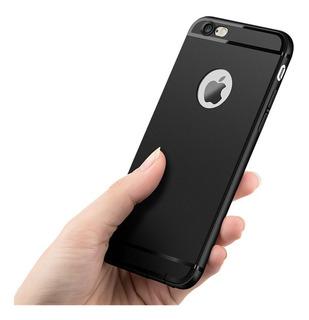 Capa Capinha Ultra Fina Fosca iPhone 6s Plus 7 8 Plus Novo
