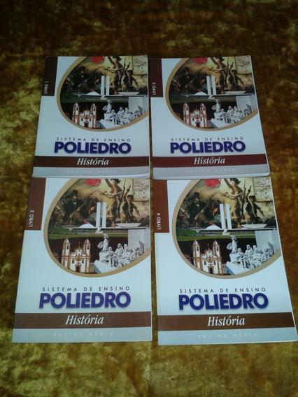 Coleção Poliedro História